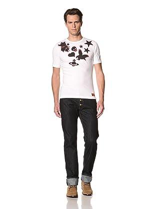 Vivienne Westwood Men's Graphic Tee (White)