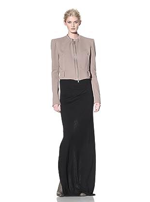Haider Ackermann Women's Cropped Jacket (Sand)