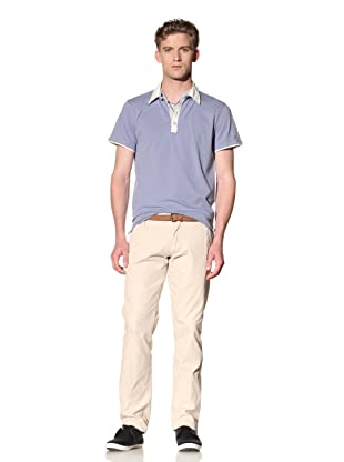No Excess Men's Belted Twill Pant (Sand)