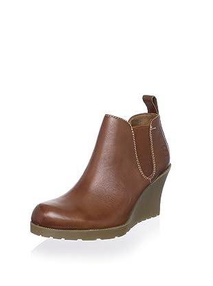 Dr. Martens Women's Nettie Chelsea Boot (Brown)