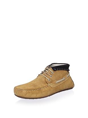 Bacco Bucci Men's Ossola Shoe (Tan/Grey)
