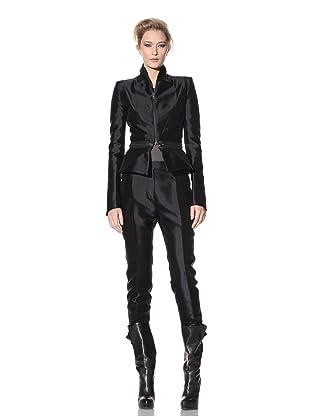 Haider Ackermann Women's Detachable Skirt Jacket (Black)