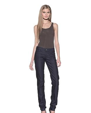 Post'age Denim Women's Dover Skinny Jeans (Dark Indigo)