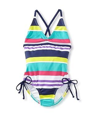 Splendid Girl's Carnival One Piece Swimsuit (Multi)