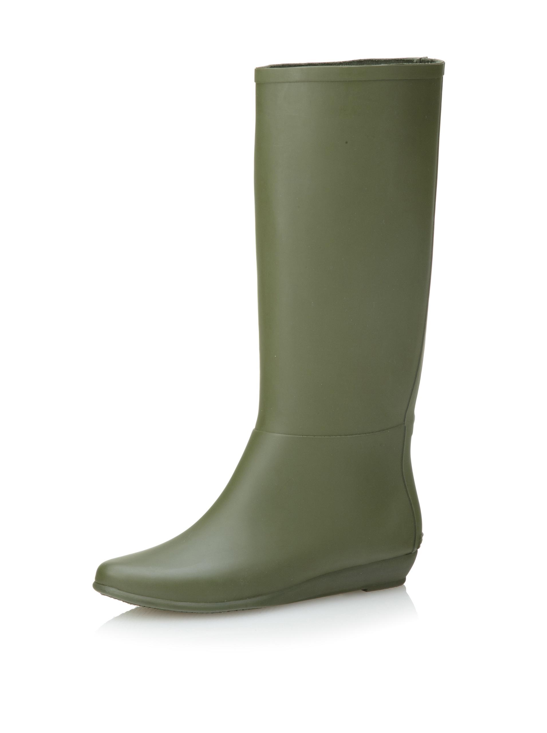Loeffler Randall Women's LR Rain Boot (Army)