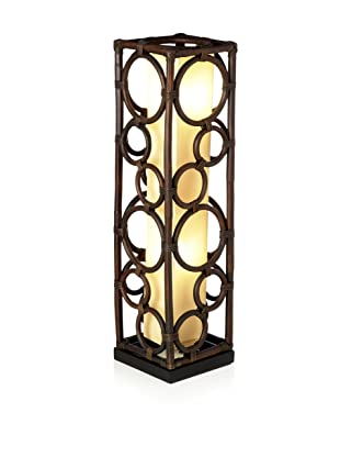 Jeffan Roman Multi Circle Design Decorative Floor Lamp