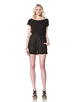 Billy Reid Women's Luna Short (Black)