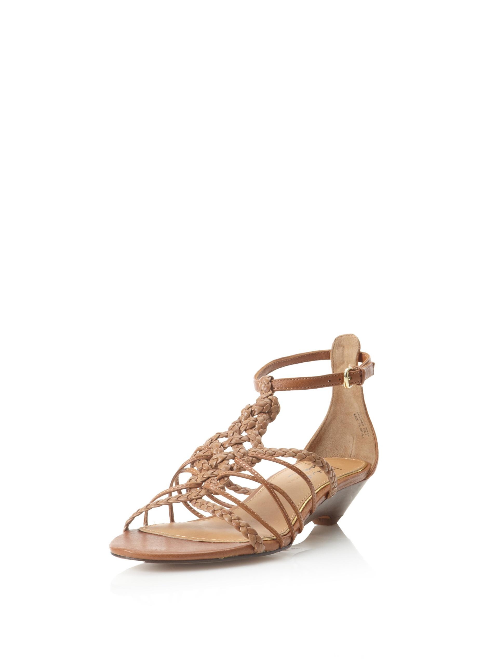 Mark + James Women's Royce Sandal (Tan)