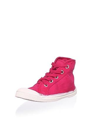 Bensimon Kid's High-Top Sneaker (Rose)