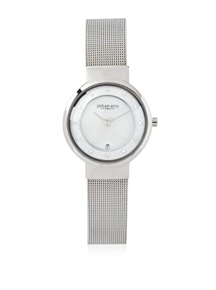 Johan Eric Women's JE6000-04-009B Arhus Mesh Stainless Steel Date Watch