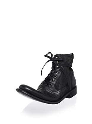John Varvatos Men's Bowery Spectator Boot (Black)