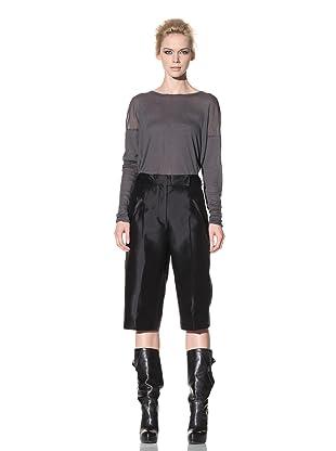 Haider Ackermann Women's Boyfriend Shorts (Black)