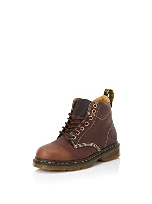 Dr. Martens Men's 9B06 Rugged 7 Eye Boot (Bark)