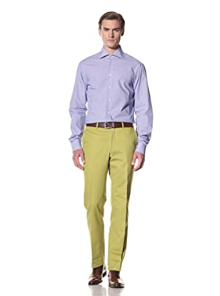 Domenico Vacca Men's Pant (Lime)
