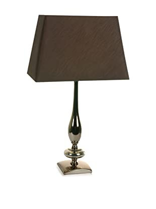 Delphi Table Lamp (Metallic/Brown)