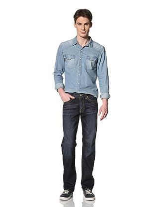 Big Star Men's Five Pocket Bootcut Jeans (2 Year)