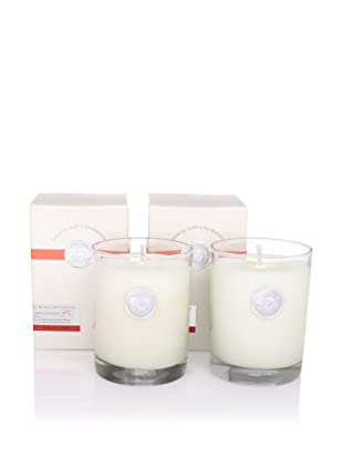 The SOi Company Set of 2 Mango Lassi 13.5-Oz. Luxe Boxed Highball Candles
