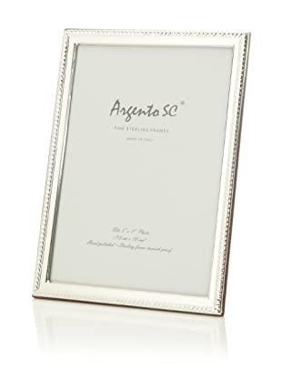 Argento SC Rodondo Sterling Silver Frame, 5