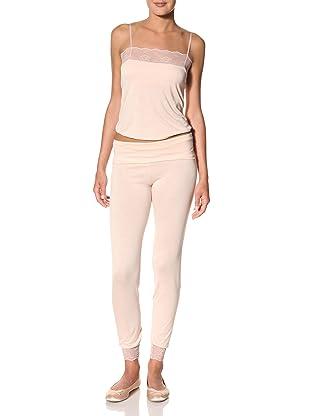 Eberjey Women's Sabrina Pant (Dusty Pink)