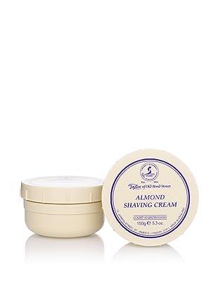 Taylor of Old Bond Street Almond Shaving Cream Bowl, 2 Pack