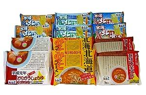 【Amazon.co.jp限定】ラーメンバラエティアソートセット 12食入り