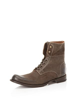 John Varvatos Men's Six O Six Boot (Dark Brown)