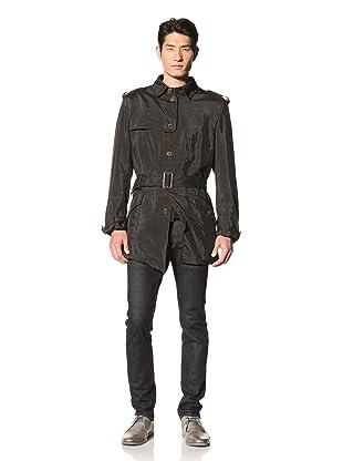 Vivienne Westwood Men's Techno Outerwear Jacket (Black)