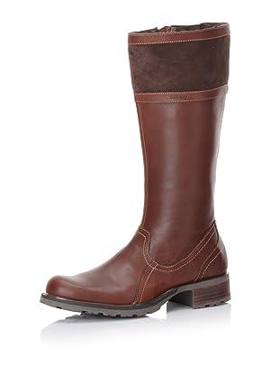 Sebago Women's Saranac High Boot (Brown)