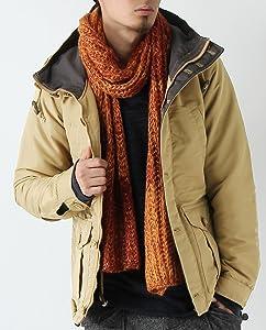 4color 中綿マウンテンパーカージャケット