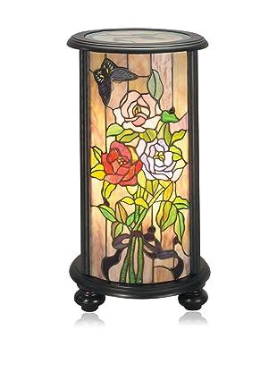 Dale Tiffany Marlene Pedestal Lamp