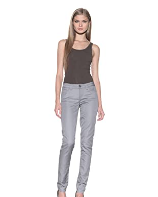 Post'age Denim Women's Corby Skinny Jeans (Steel Grey)