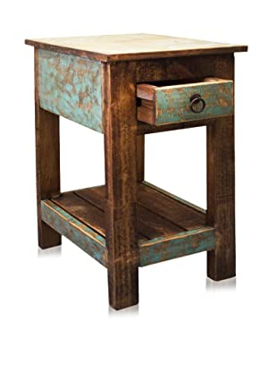 Reclaimed Wood Furniture Ventura Side Table