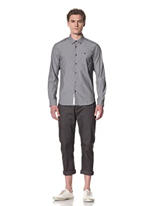 Rogan Men's Continuum Shirt (Pavement Stripe)