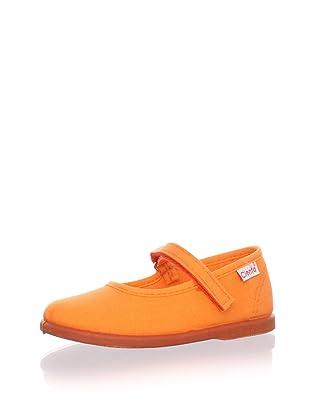 Cienta Kids Mary Jane (Orange)