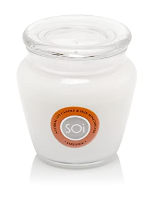 The SOi Company Fireside 16-Oz. Jar Candle