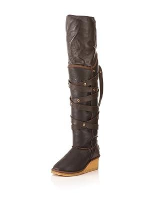 Koolaburra Women's Victoria Boot (Chocolate Nappa)