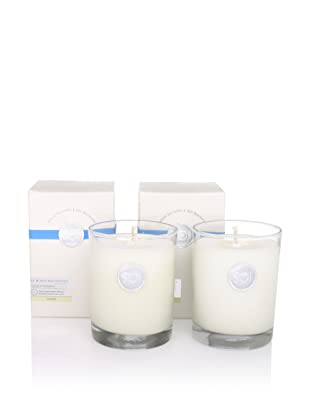 The SOi Company Set of 2 Oasis 13.5-Oz. Luxe Boxed Highball Candles