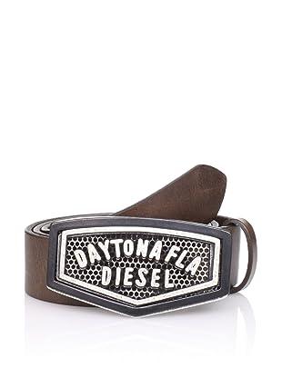 Diesel Men's Daytona Belt (Light Brown)