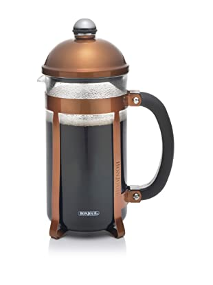 BonJour 8-Cup Maximus French Press (Copper)