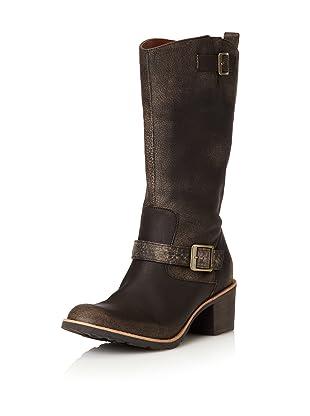 Dr. Martens Women's Becca Boot (Dark Brown)