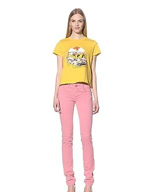 See by Chloé Women's Skinny Jean (Pink)