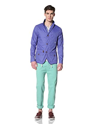 Marshall Artist Men's Staple Jacket (Electric Blue)