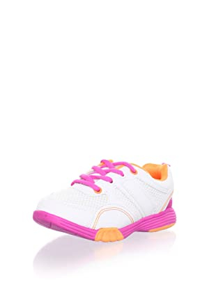 Carter's Kid's Fierce-G (Toddler) (White/Orange/Pink)