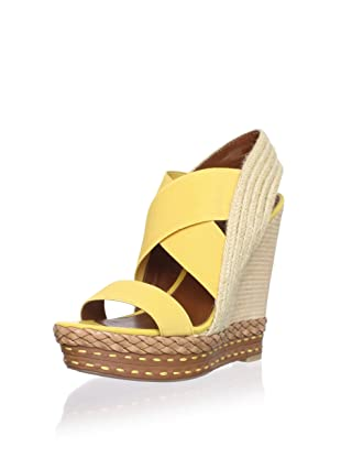 Boutique 9 Women's Isabella Sandal (Yellow)