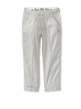 KANZ Boys Cuffed Pants (Light Grey)