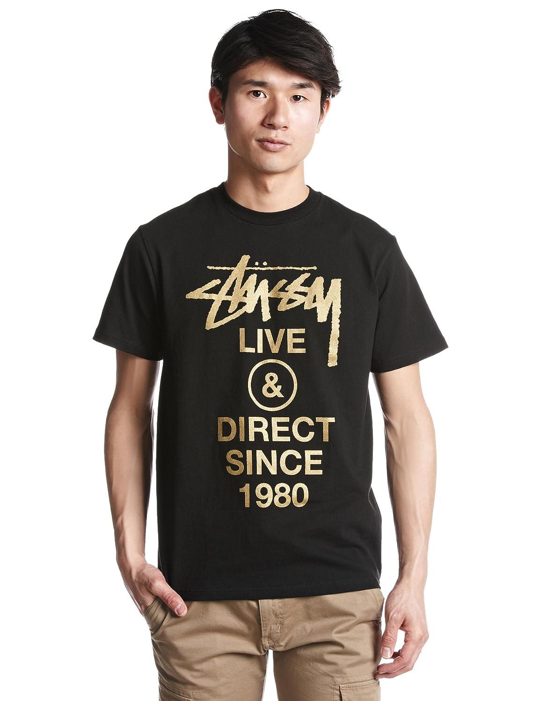 (ステューシー)STUSSY Live & Direct 12S1902696 Tシャツ