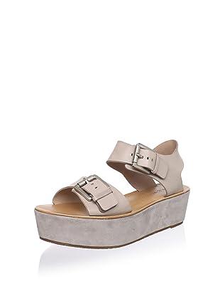 Pour La Victoire Women's Caltha Platform Sandal (Taupe Vegetal)