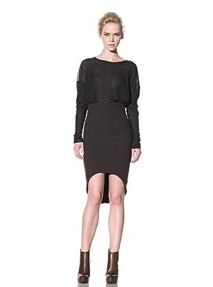 Haider Ackermann Women's Pencil Skirt (Black)
