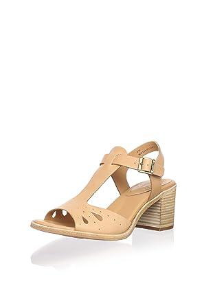 Kork-Ease Women's Betheny T-Strap Sandal (Natural)
