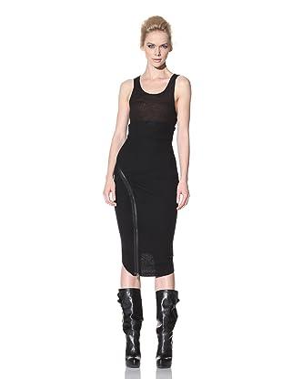 Haider Ackermann Women's Zippered Pencil Skirt (Black)